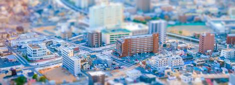 地域密着型 イメージ画像
