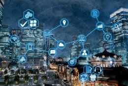 ネットワーク/システム構築イメージ画像
